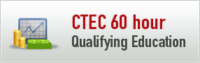 60 Hour CTEC Continuing Education Course